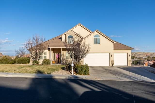3611 Paiute Rd, St George, UT 84790 (MLS #21-220286) :: Staheli Real Estate Group LLC