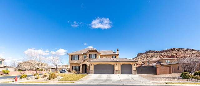 3621 S 2910 E, St George, UT 84790 (MLS #21-220357) :: The Real Estate Collective