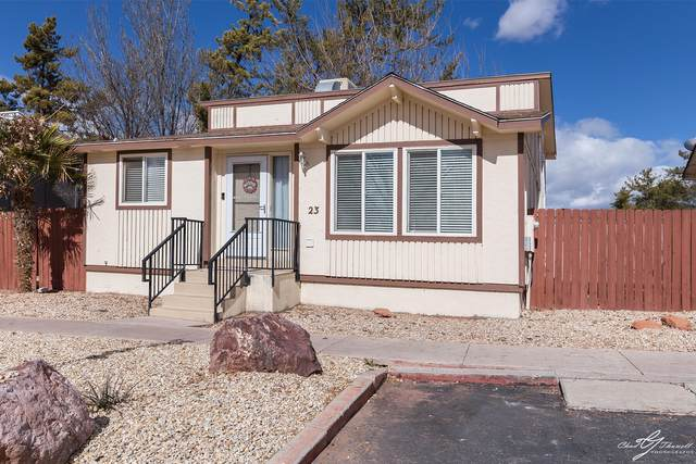1840 W 1100 N #23, St George, UT 84770 (MLS #21-220364) :: The Real Estate Collective