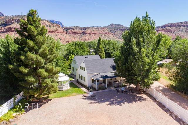225 E Main St, Rockville, UT 84763 (MLS #21-220382) :: The Real Estate Collective