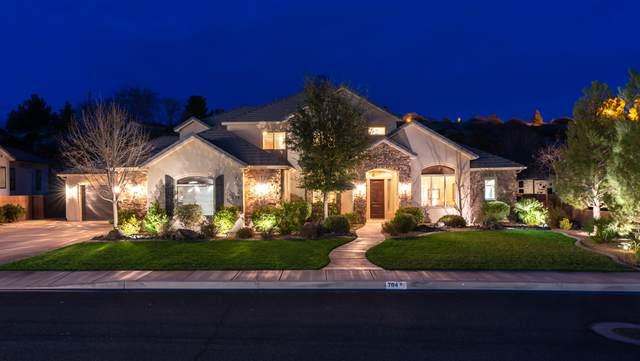 704 Claude Dr, Santa Clara, UT 84765 (MLS #21-220392) :: Staheli Real Estate Group LLC