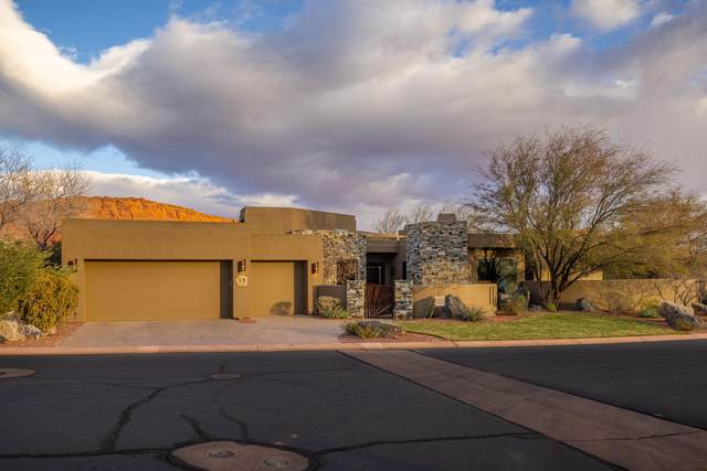 1500 E Split Rock Dr #15, Ivins, UT 84738 (MLS #21-220404) :: Diamond Group
