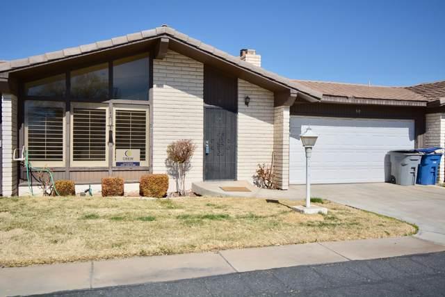 55 E 700 #50, St George, UT 84770 (MLS #21-220420) :: Kirkland Real Estate   Red Rock Real Estate