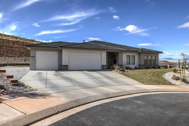 6294 S Desert Cove Cir, St George, UT 84790 (MLS #21-220451) :: Staheli Real Estate Group LLC