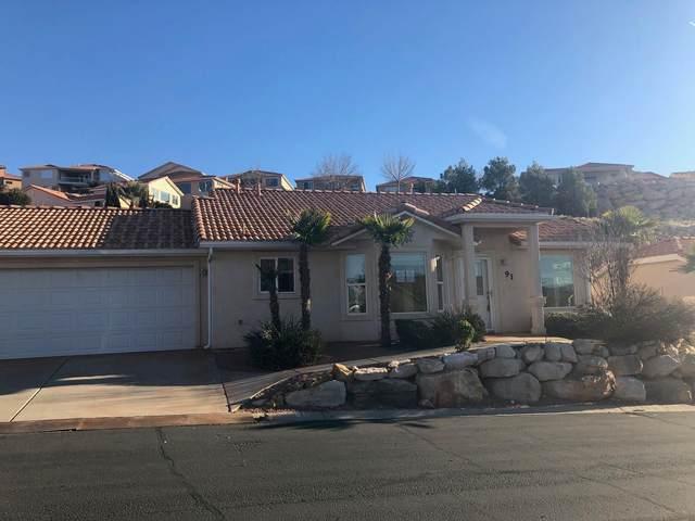 1360 E Telegraph St #91, Washington, UT 84780 (MLS #21-220457) :: Hamilton Homes of Red Rock Real Estate & ERA Brokers Consolidated