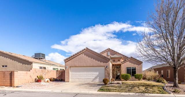 541 S 660 E, Ivins, UT 84738 (MLS #21-220463) :: Hamilton Homes of Red Rock Real Estate & ERA Brokers Consolidated