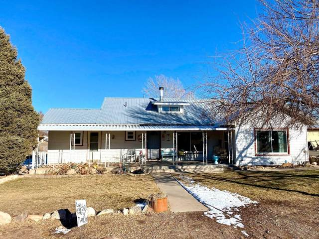 117 S 100 W St, Enterprise, UT 84725 (MLS #21-220471) :: Diamond Group