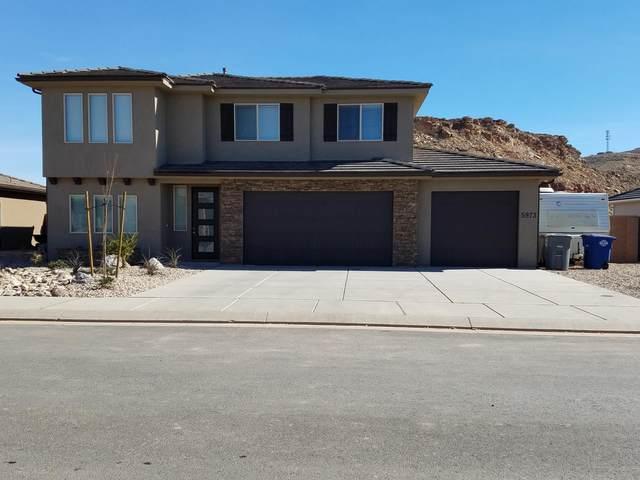 5973 S Kastra Ln, St George, UT 84790 (MLS #21-220502) :: Staheli Real Estate Group LLC