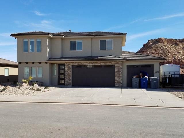 5939 S Kastra Ln, St George, UT 84790 (MLS #21-220503) :: Staheli Real Estate Group LLC