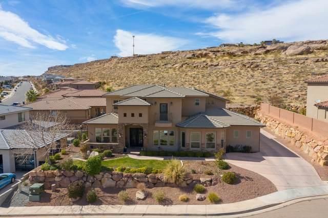 1766 S 2760 Cir E, St George, UT 84790 (MLS #21-220508) :: Staheli Real Estate Group LLC
