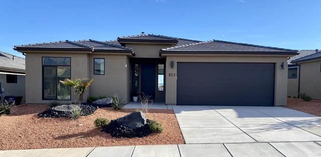 853 Jonathon Dr, Washington, UT 84780 (MLS #21-220523) :: Hamilton Homes of Red Rock Real Estate & ERA Brokers Consolidated