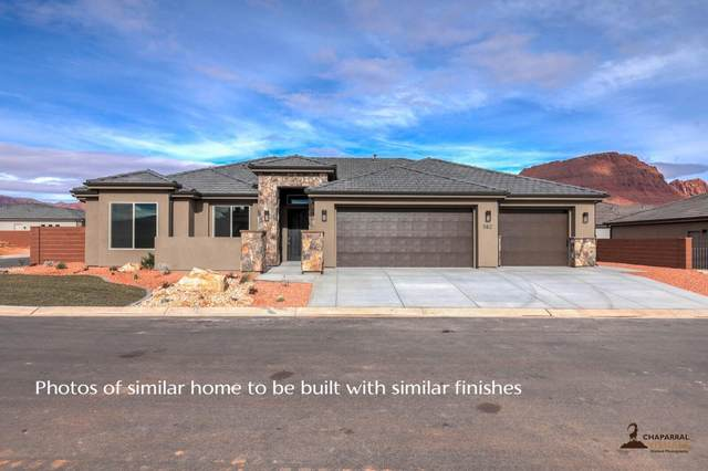 539 W Fitness Way Lot 17, Ivins, UT 84738 (MLS #21-220529) :: Hamilton Homes of Red Rock Real Estate & ERA Brokers Consolidated
