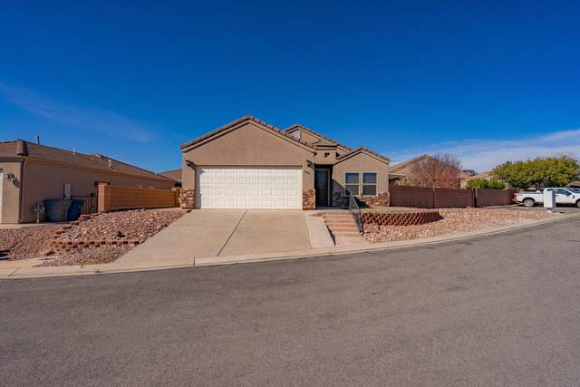 548 S 675 E, Ivins, UT 84738 (MLS #21-220561) :: Hamilton Homes of Red Rock Real Estate & ERA Brokers Consolidated