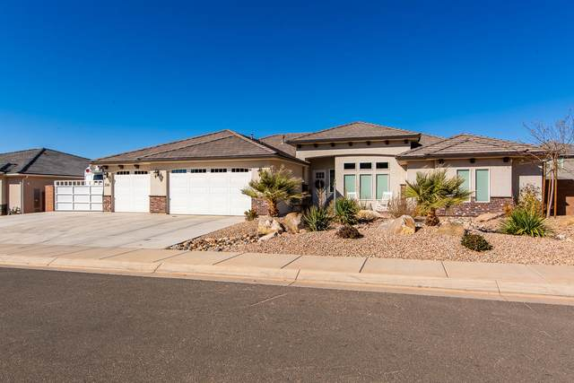 3341 E Livia Dr, St George, UT 84790 (MLS #21-220566) :: Hamilton Homes of Red Rock Real Estate & ERA Brokers Consolidated