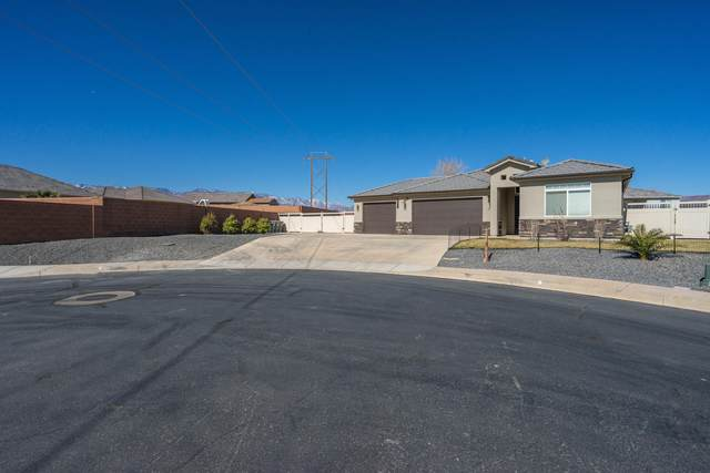 137 S 530 W, La Verkin, UT 84745 (#21-220586) :: Livingstone Brokers