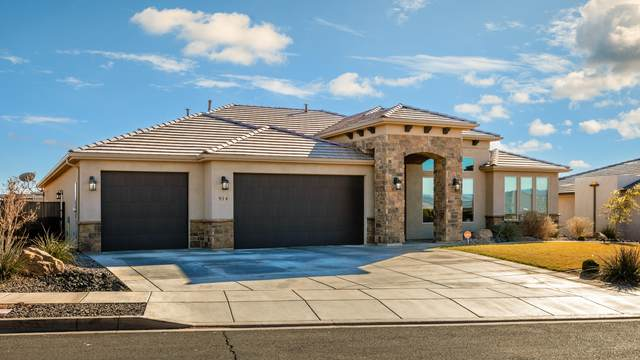 914 Black Oak Dr, Washington, UT 84780 (MLS #21-220592) :: Hamilton Homes of Red Rock Real Estate & ERA Brokers Consolidated