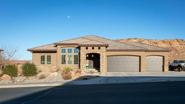 6093 S Rimrunner Dr, St George, UT 84790 (MLS #21-220603) :: Hamilton Homes of Red Rock Real Estate & ERA Brokers Consolidated