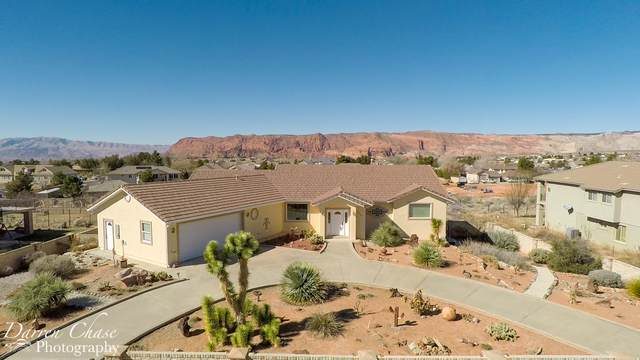 5347 N 1530 W, St George, UT 84770 (MLS #21-220643) :: John Hook Team