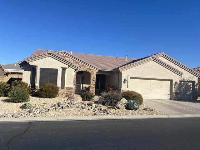 1634 W Sunstar Dr, St George, UT 84790 (MLS #21-220645) :: eXp Realty