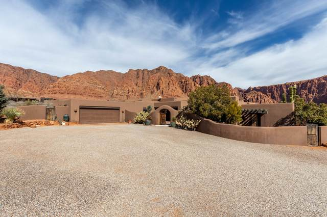 1060 Wintook Dr, Ivins, UT 84738 (MLS #21-220648) :: Hamilton Homes of Red Rock Real Estate & ERA Brokers Consolidated