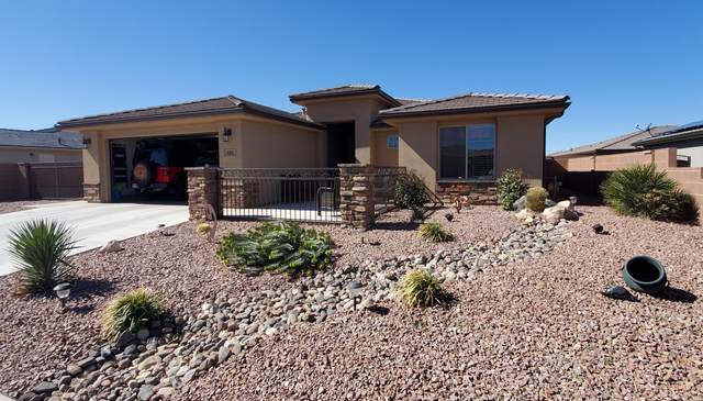 685 N 2865 W, Hurricane, UT 84737 (MLS #21-220668) :: Diamond Group