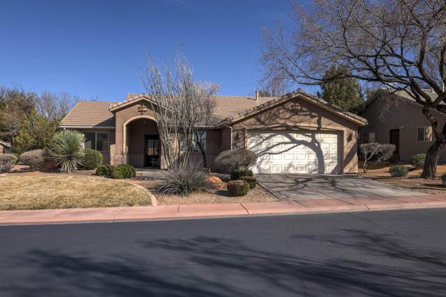 1173 W Snow Canyon Pkwy #52, St George, UT 84770 (MLS #21-220686) :: The Real Estate Collective