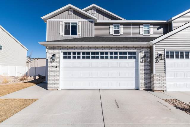 2814 W 220 N, Cedar City, UT 84720 (MLS #21-220716) :: Diamond Group