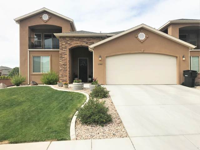 1382 W 1600 S, Cedar City, UT 84720 (MLS #21-220720) :: eXp Realty