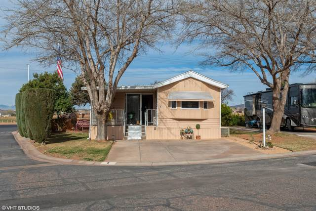 180 N 1100 E #1, Washington, UT 84780 (MLS #21-220876) :: Hamilton Homes of Red Rock Real Estate & ERA Brokers Consolidated