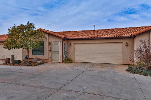 1331 N Dixie Downs Rd #71, St George, UT 84770 (MLS #21-220915) :: Hamilton Homes of Red Rock Real Estate & ERA Brokers Consolidated