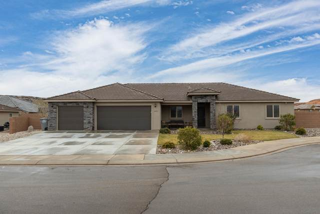 3687 W 2640 S, Hurricane, UT 84737 (MLS #21-220917) :: Hamilton Homes of Red Rock Real Estate & ERA Brokers Consolidated