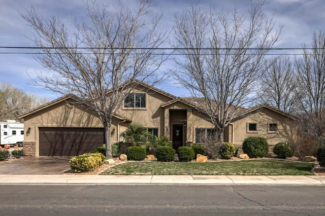 255 S 1150 W, Hurricane, UT 84737 (MLS #21-221211) :: Diamond Group
