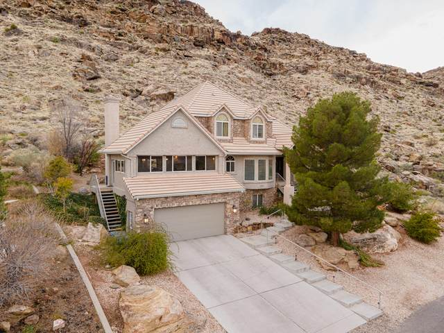 1557 Montezuma Cir, St George, UT 84790 (MLS #21-221221) :: Kirkland Real Estate | Red Rock Real Estate