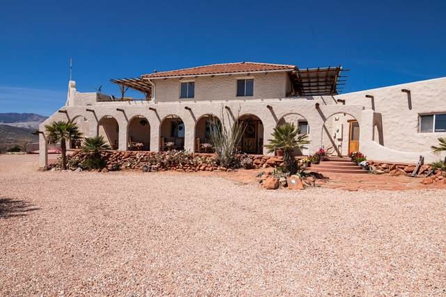 375 N 200 W, Ivins, UT 84738 (MLS #21-221293) :: Hamilton Homes of Red Rock Real Estate & ERA Brokers Consolidated