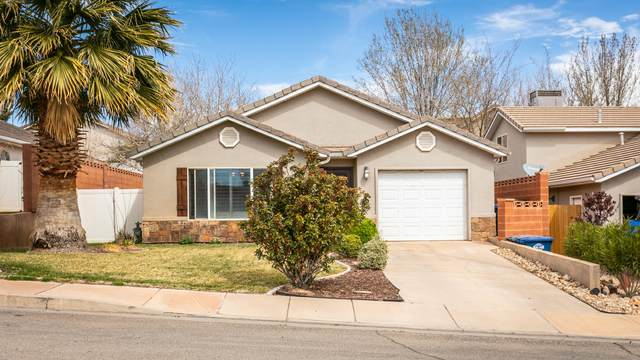 58 W 975 N, Hurricane, UT 84737 (MLS #21-221341) :: The Real Estate Collective