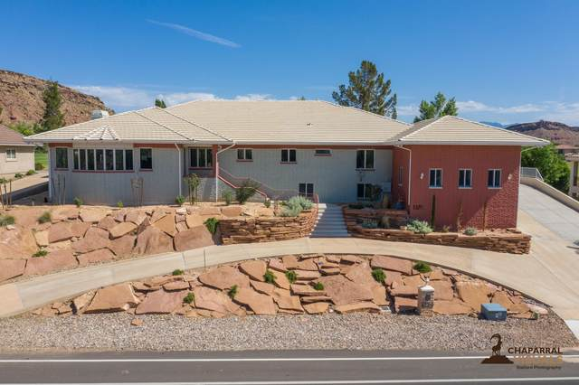 1320 W Bloomington Dr, St George, UT 84790 (MLS #21-221378) :: Hamilton Homes of Red Rock Real Estate & ERA Brokers Consolidated