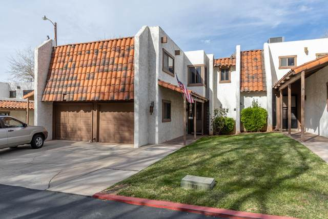 776 Diagonal #17, St George, UT 84770 (MLS #21-221379) :: Hamilton Homes of Red Rock Real Estate & ERA Brokers Consolidated