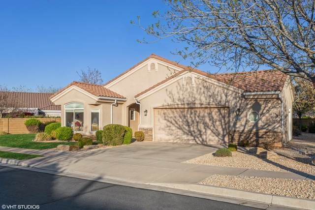 1823 W Lazy River Dr, St George, UT 84790 (MLS #21-221394) :: John Hook Team