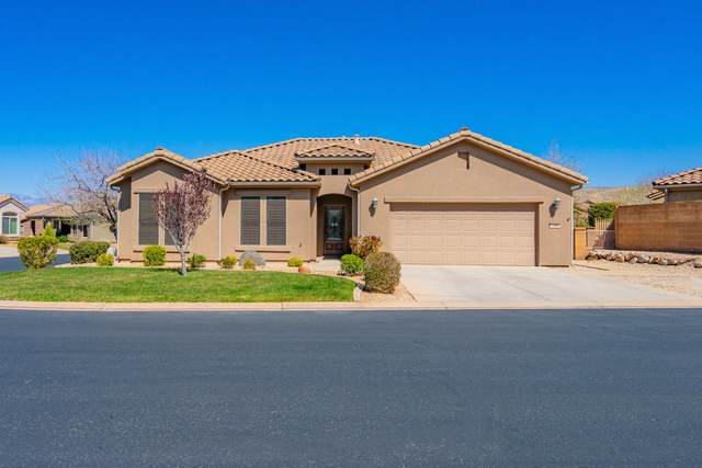 1406 Country Club Dr, St George, UT 84790 (MLS #21-221398) :: Hamilton Homes of Red Rock Real Estate & ERA Brokers Consolidated