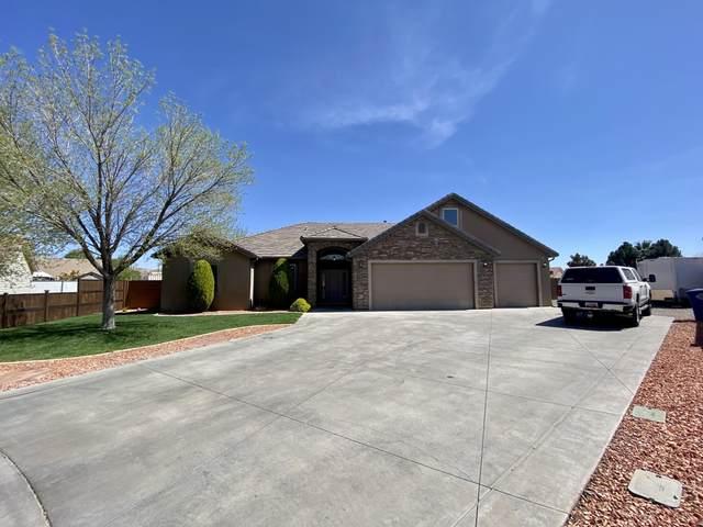 883 Churrea Dr, Washington, UT 84780 (MLS #21-221479) :: Hamilton Homes of Red Rock Real Estate & ERA Brokers Consolidated