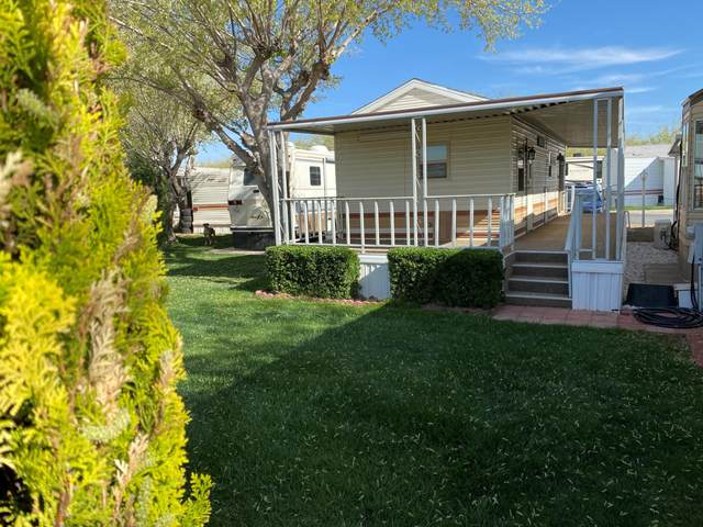 150 N 3050 #105, St George, UT 84790 (MLS #21-221489) :: Hamilton Homes of Red Rock Real Estate & ERA Brokers Consolidated