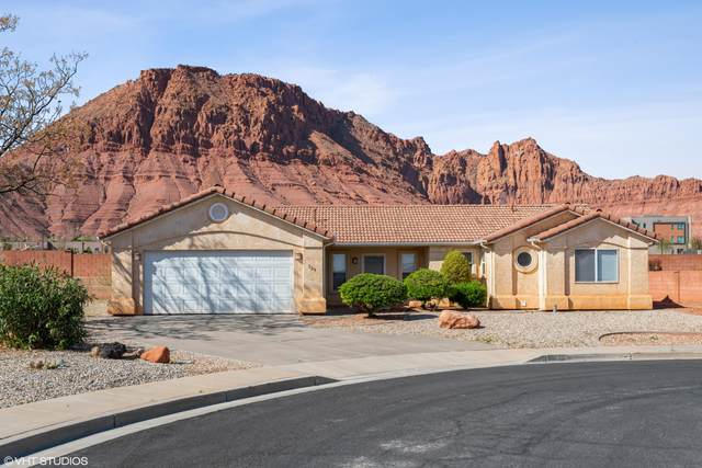 321 E 20 S, Ivins, UT 84738 (MLS #21-221505) :: eXp Realty