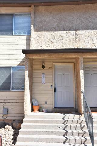 101 N 1850 #32, Cedar City, UT 84720 (MLS #21-221510) :: Hamilton Homes of Red Rock Real Estate & ERA Brokers Consolidated