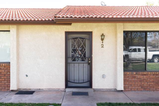 115 S 300 W #2, St George, UT 84770 (MLS #21-221546) :: Team SURGE @ KW St. George