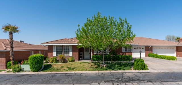 970 E 700 S #36, St George, UT 84790 (MLS #21-221548) :: Hamilton Homes of Red Rock Real Estate & ERA Brokers Consolidated