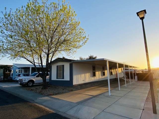 89 N 3820 W, Hurricane, UT 84737 (MLS #21-221551) :: Team SURGE @ KW St. George