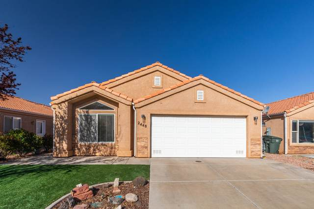 2448 S 780 W, Hurricane, UT 84737 (MLS #21-221558) :: Hamilton Homes of Red Rock Real Estate & ERA Brokers Consolidated