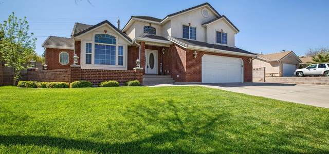 189 N 2230 E, St George, UT 84790 (MLS #21-221562) :: Staheli Real Estate Group LLC
