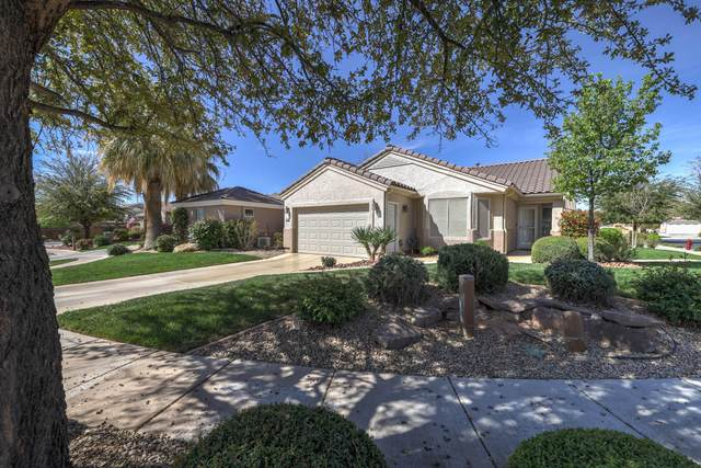1569 W Poppy Hills Cir, St George, UT 84790 (MLS #21-221570) :: John Hook Team