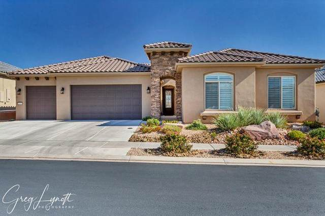 1494 Grapevine Dr, St George, UT 84790 (MLS #21-221578) :: eXp Realty